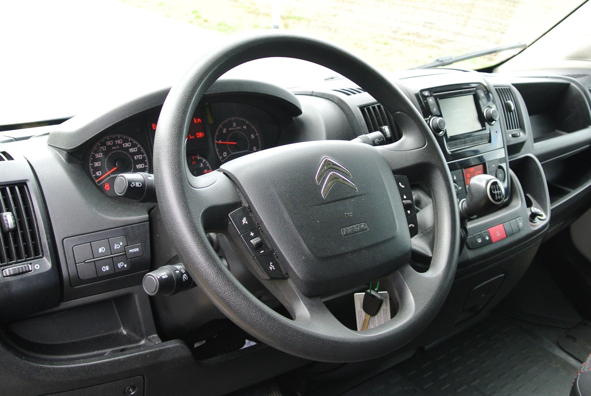 Citroën Jumper 35 2.2 HDI L3H2 3500kg, 131pk, Navigatie, Camera, Climate, Cruise, P-sensoren